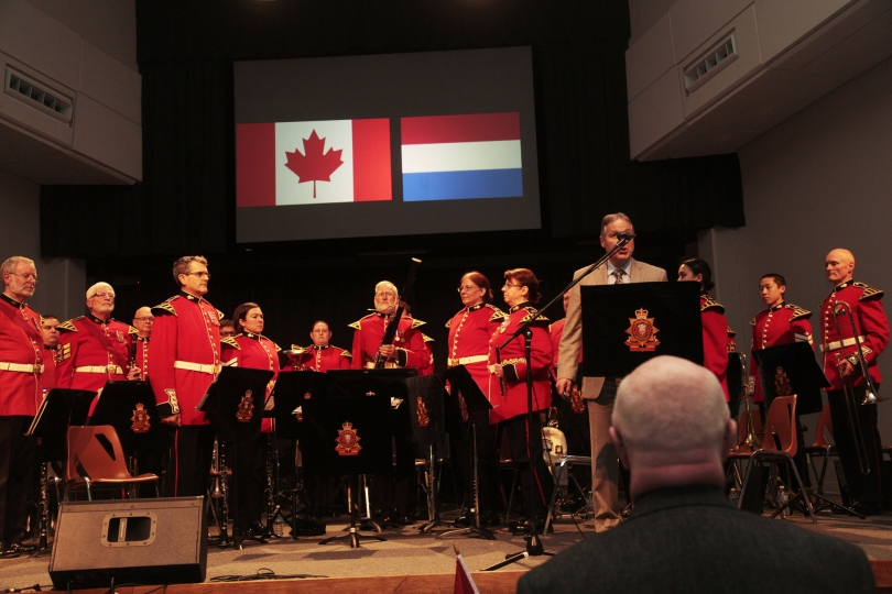 Royal Regiment of Canada Concert in Goderich
